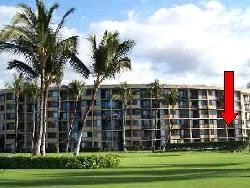 Kihei Surfside Unit 202 location
