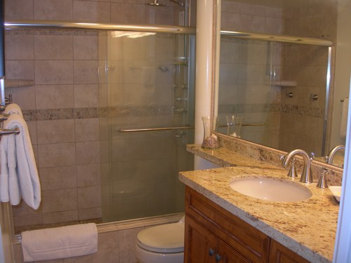 Kihei Surfside Unit 206 - Bathroom Photo