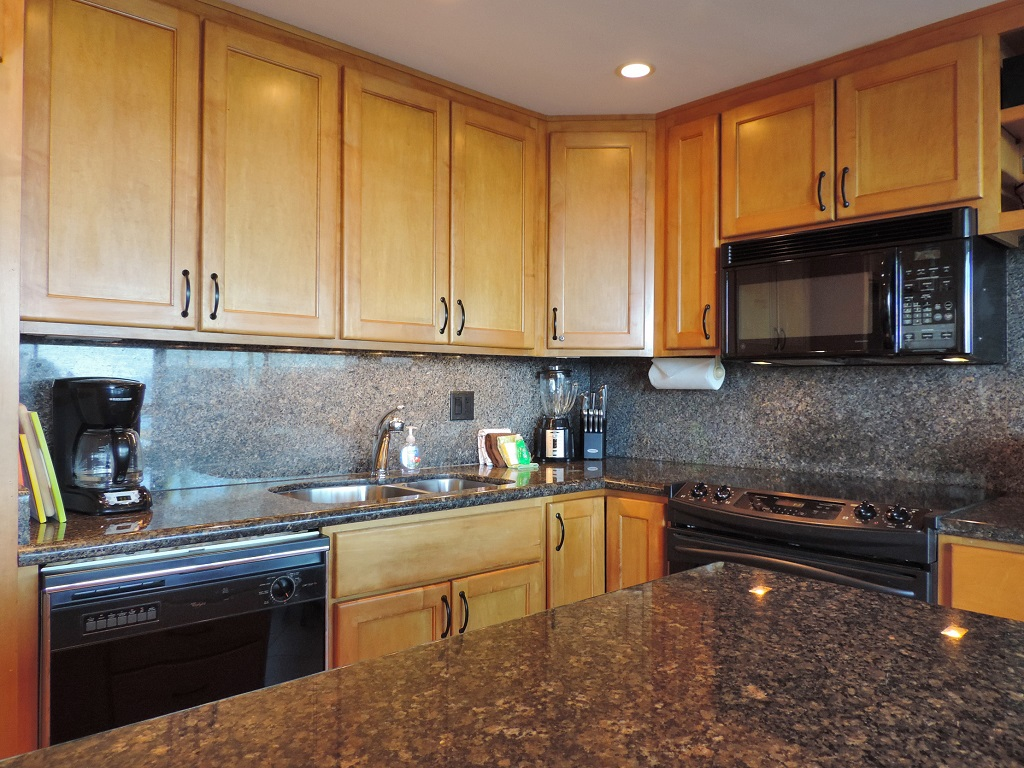 Kihei Surfside Oceanfront Unit 111 - Kitchen Photo