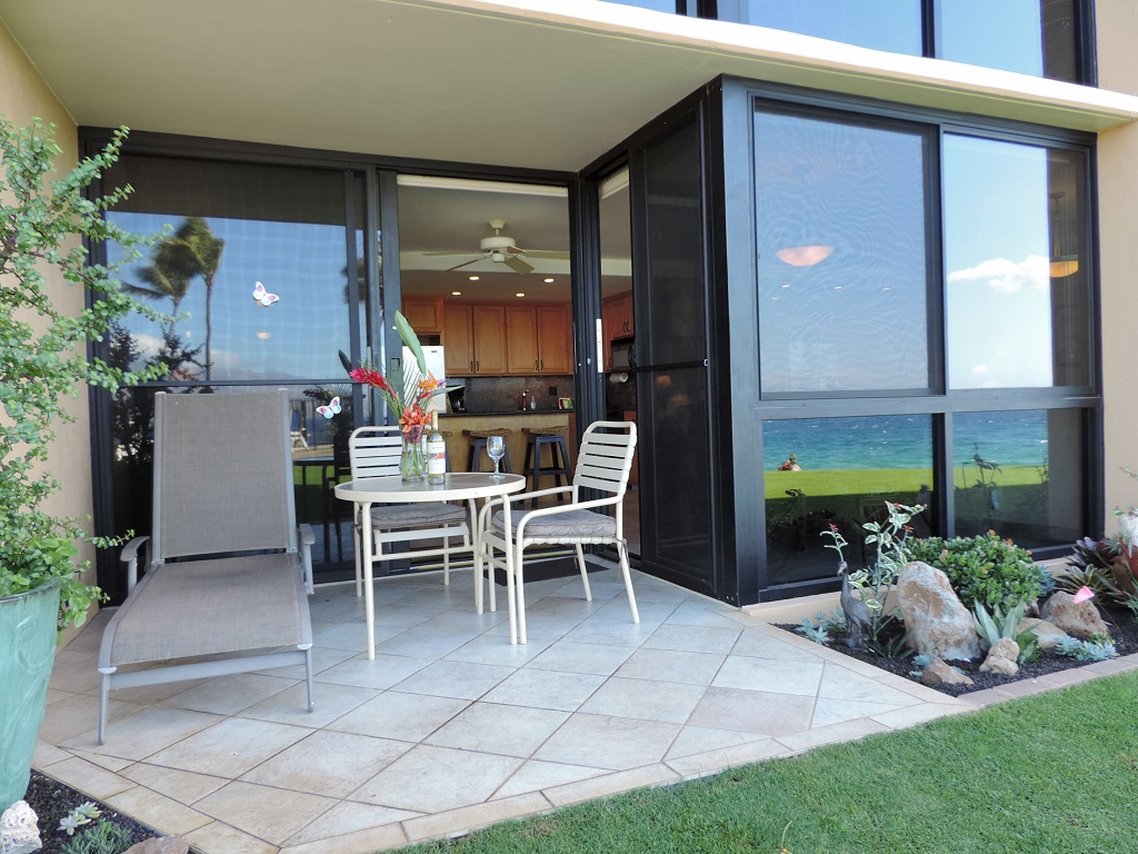 Kihei Surfside Unit 111 Location