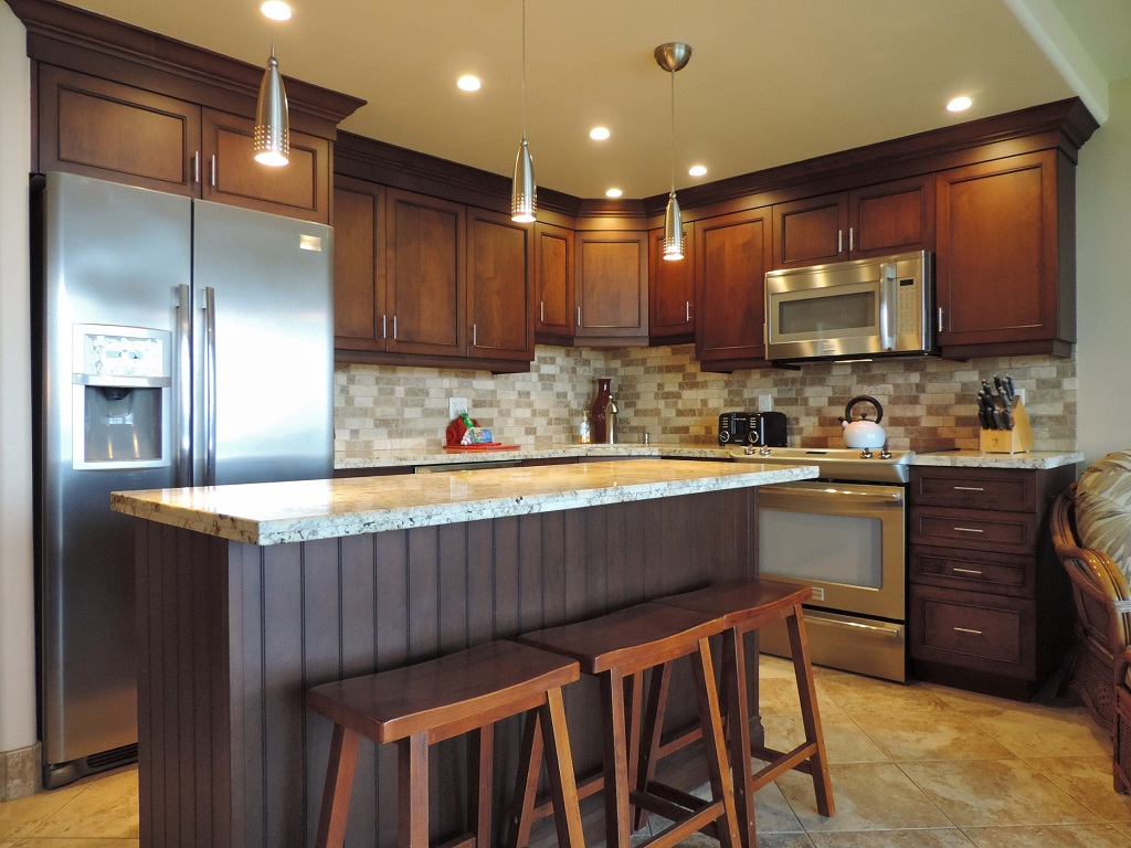Kihei Surfside Unit 202 - Kitchen photo
