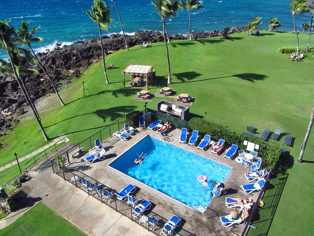 Kihei Surfside Unit 605