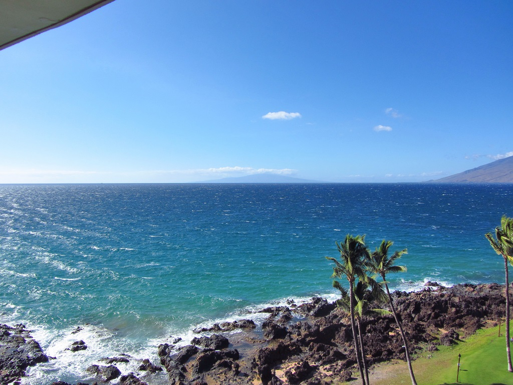 Kihei Surfside Maui Location